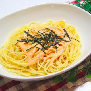 【有吉驚愕レシピ】明太子を使わない明太子スパゲッティを再現してみた