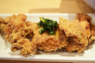食べても食べても胃がもたれない?どうとんぼり神座のからあげを満腹になるまで食べてきた